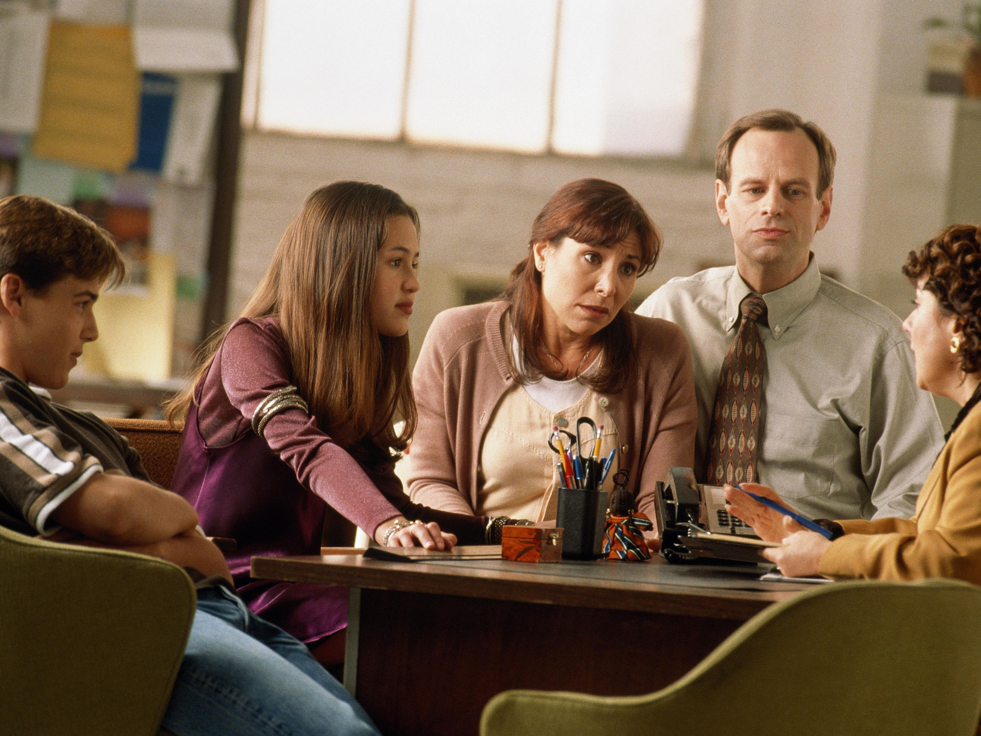 Family therapy the good daughter