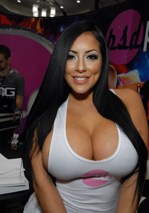 Busty strippers