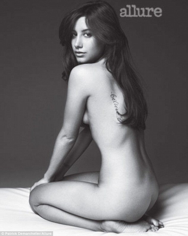 Young age nude model