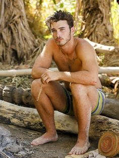 Images of male contestents on survivor nude