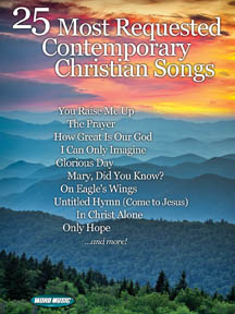 List of popular contemporary christian songs