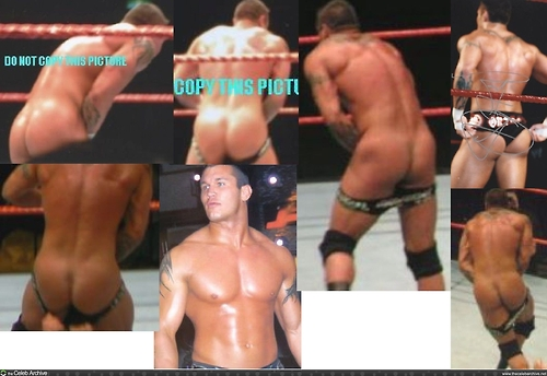 Randy orton nude images