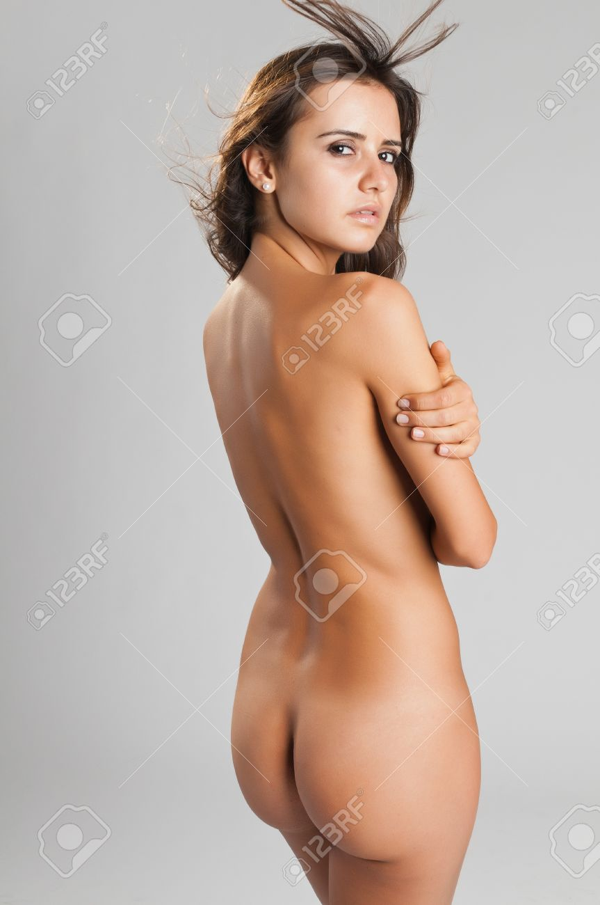 Romanian pretty sexy nude naked model