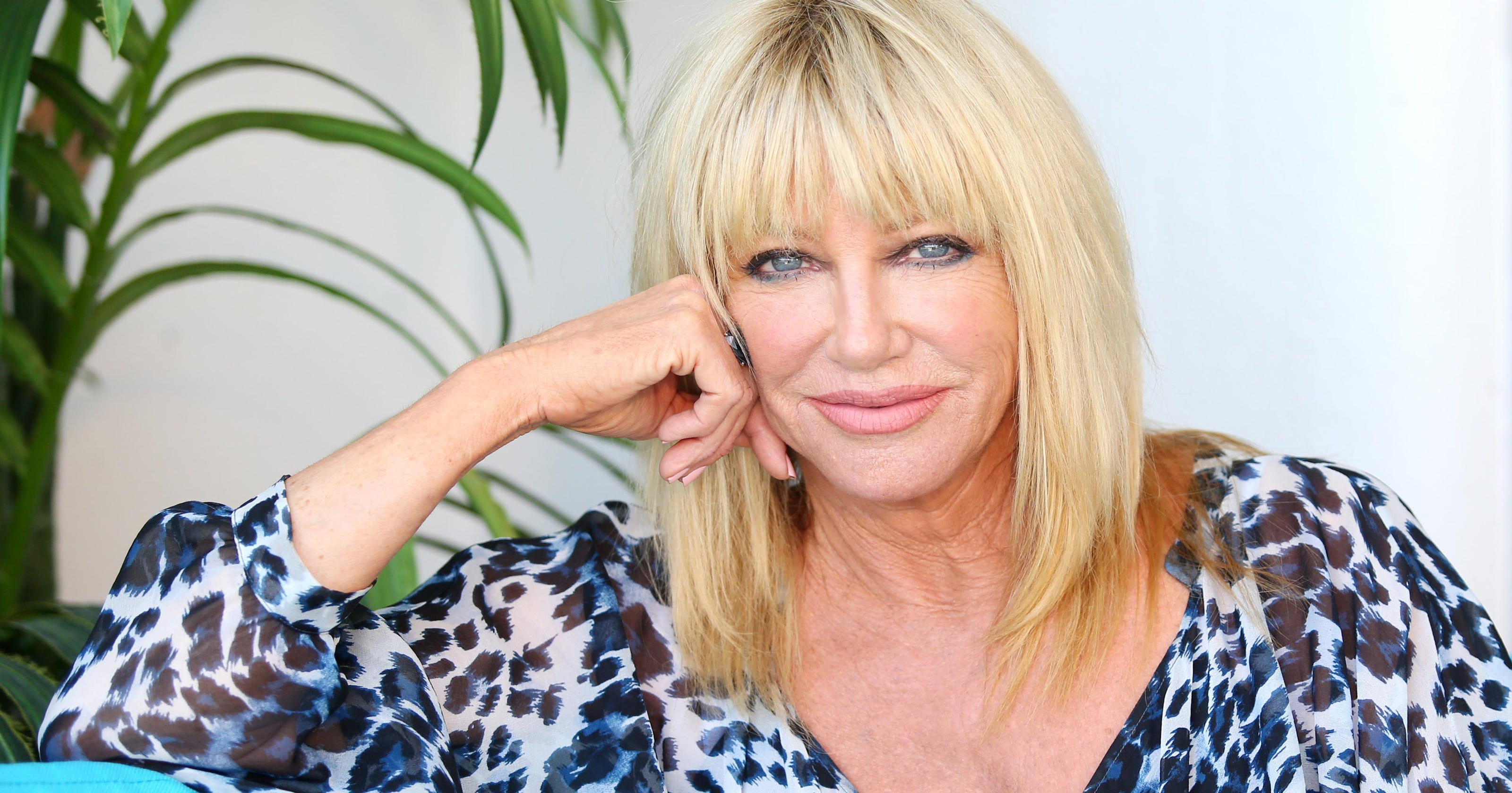 Suzanne somers blow job